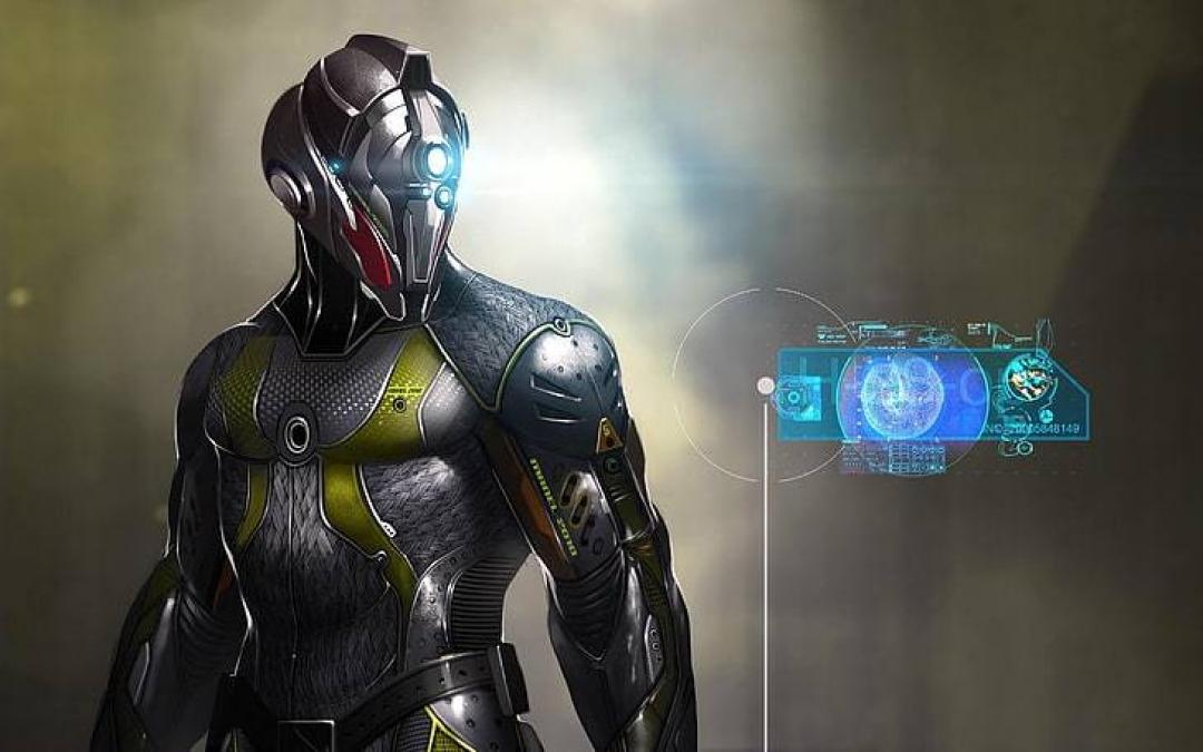 Cyberpunk Gas Masks